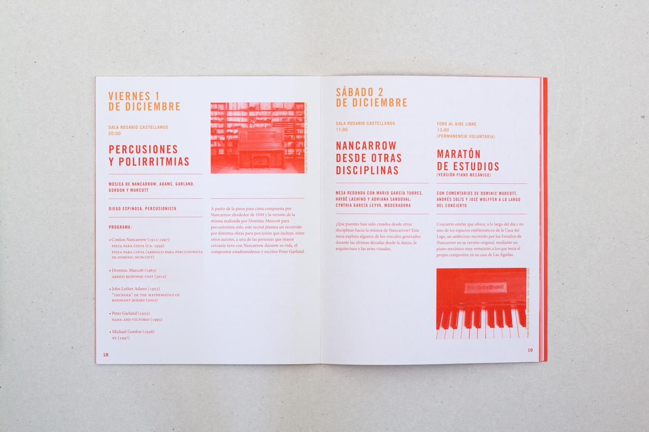 Brochures Casa del Lago